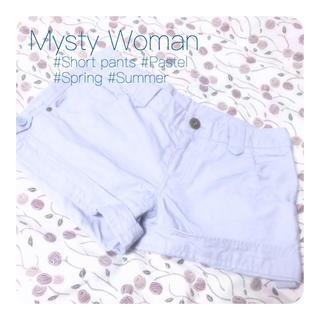 ミスティウーマン(mysty woman)の美品♡Mysty Woman ショーパン(ショートパンツ)