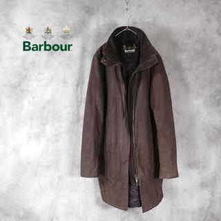 バーブァー(Barbour)の英国製 Barbour オイルドコート/A LINE NEW HAMPSHIRE(ブルゾン)