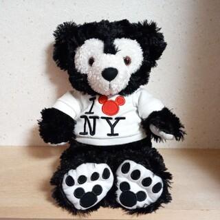 ダッフィー(ダッフィー)の【希少】NYC  ブラックダッフィー ぬいぐるみ WDW  Duffy(ぬいぐるみ)