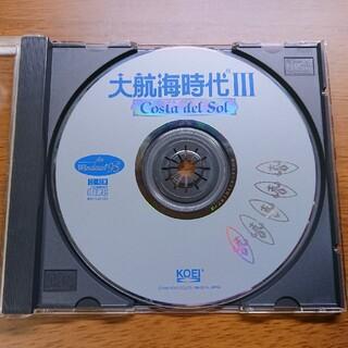コーエーテクモゲームス(Koei Tecmo Games)の【Win95】大航海時代III(PCゲームソフト)