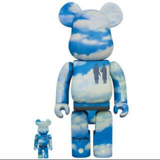 メディコムトイ(MEDICOM TOY)のBE@RBRICK Rene Magritte (その他)