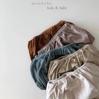 monbebe ブルマ 韓国子供服 ベビー(パンツ)