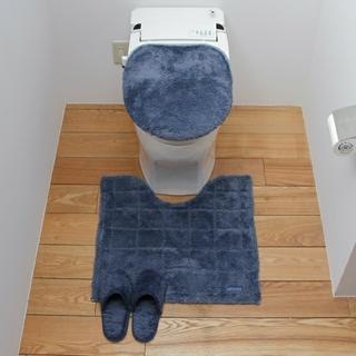 フランフラン(Francfranc)のKEYUCA トイレ&バス マット 3枚セット(バスマット)