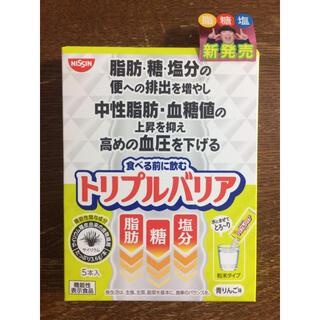 ニッシンショクヒン(日清食品)のトリプルバリア 5本入1箱(その他)
