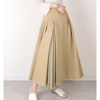 ランダ(RANDA)のRANDA プリーツスカート(ロングスカート)