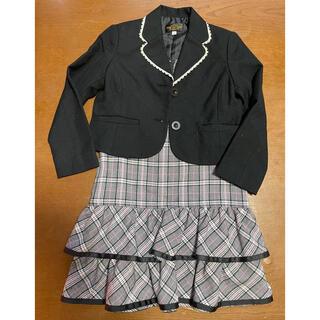 ニッセン(ニッセン)の女児110 フォーマルセット ジャケット ワンピース(ワンピース)