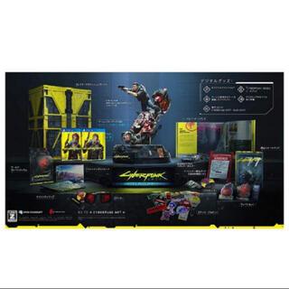 プレイステーション4(PlayStation4)のサイバーパンク2077 コレクターズエディション 【PS4】 新品未開封(家庭用ゲームソフト)