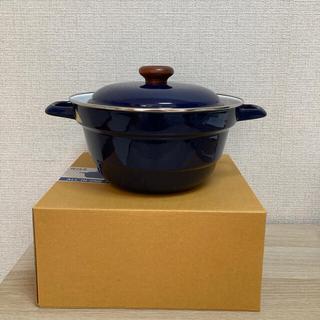 フジホーロー(富士ホーロー)の【なる様専用】富士ホーロー鍋 27cm(鍋/フライパン)
