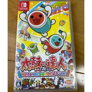 太鼓の達人 Nintendo Switchば~じょん! Switch(家庭用ゲームソフト)