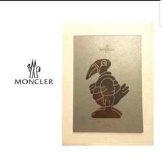 モンクレール(MONCLER)の非売品 MONCLER モンクレール塗り絵ノート(ノート/メモ帳/ふせん)