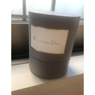 ディオール(Dior)のDior アロマキャンドル限定品(キャンドル)