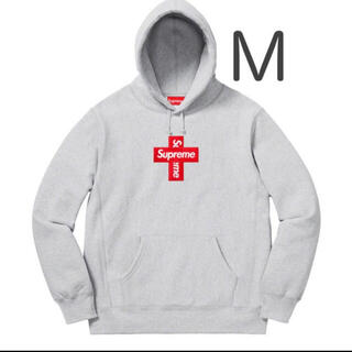 シュプリーム(Supreme)のCross Box Logo Hooded Sweatshirt(パーカー)