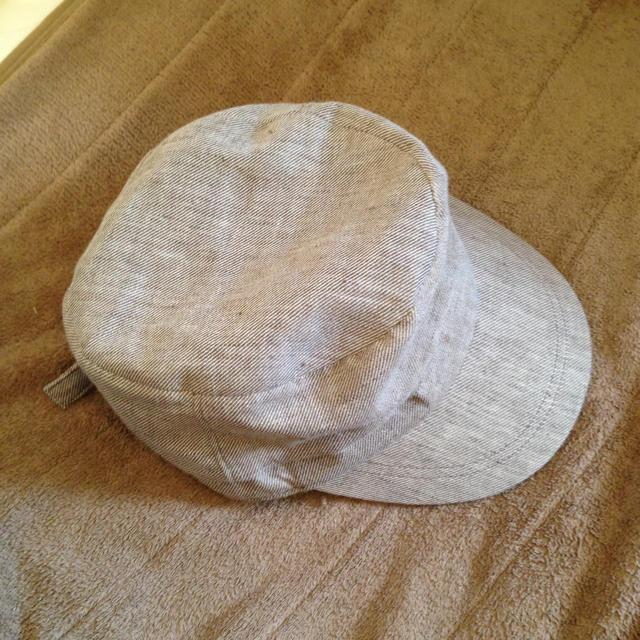 MUJI (無印良品)(ムジルシリョウヒン)のキャップ レディースの帽子(キャップ)の商品写真