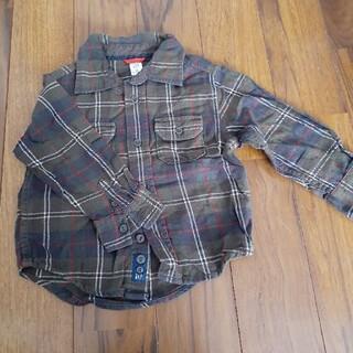 ギャップ(GAP)の90センチシャツ(その他)