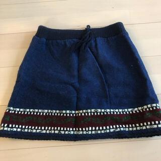 チチカカ(titicaca)のスカート(ひざ丈スカート)