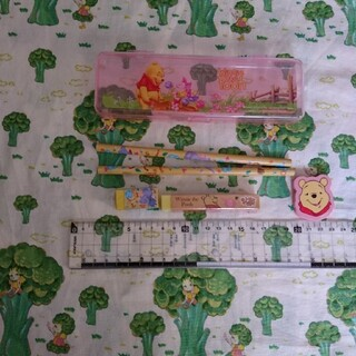 クマノプーサン(くまのプーさん)のくまのプーさん  ペンケースセット 6点(ペンケース/筆箱)