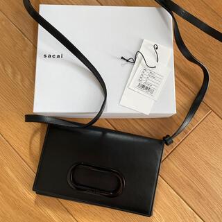 サカイ(sacai)のsacai お財布ショルダーバッグ(ショルダーバッグ)