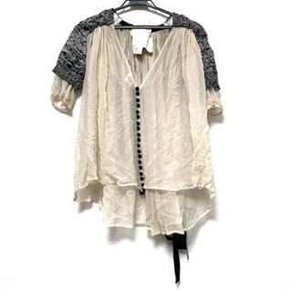 サカイ(sacai)のSacai(サカイ) 半袖カットソー サイズ1 S -(カットソー(半袖/袖なし))