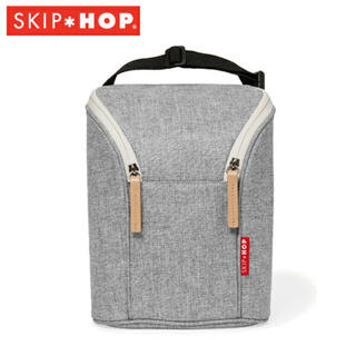 SKIP HOP 哺乳瓶バッグ ボトルバッグ 哺乳瓶ケース(哺乳ビン)