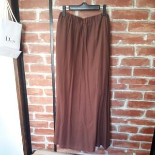 ローリーズファーム(LOWRYS FARM)のLOWRYSFARMブラウンスカート(ロングスカート)