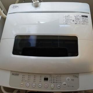 ハイアール(Haier)のHaier JW-K70H(W) 洗濯機(洗濯機)