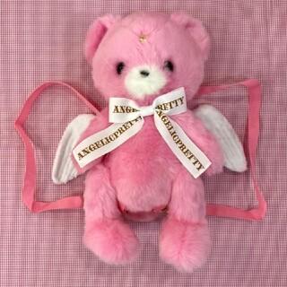 アンジェリックプリティー(Angelic Pretty)のAngelic Pretty Milky ベアー ぬいぐるみリュック(リュック/バックパック)