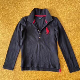 ポロラルフローレン(POLO RALPH LAUREN)のラルフローレン 長袖ポロシャツガールズ用130(Tシャツ/カットソー)