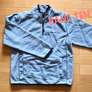 ハンテン(HANG TEN)のHANG TEN ハンテン フリース トレーナー あったか 起毛 150(Tシャツ/カットソー)