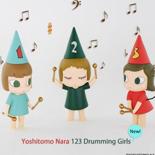 123 Drumming girls  奈良美智(その他)