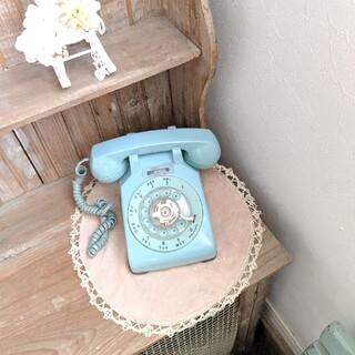アンティーク電話機(置物)