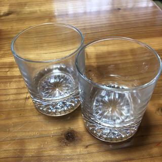 トウヨウササキガラス(東洋佐々木ガラス)のガラスコップ 未使用 210ml(グラス/カップ)