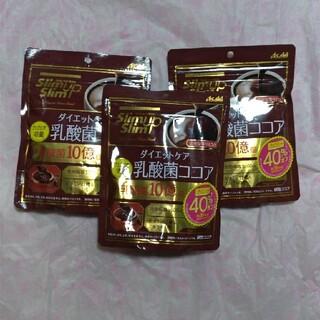 アサヒ(アサヒ)のアサヒダイエットケア 乳酸菌ココア 3袋(ダイエット食品)