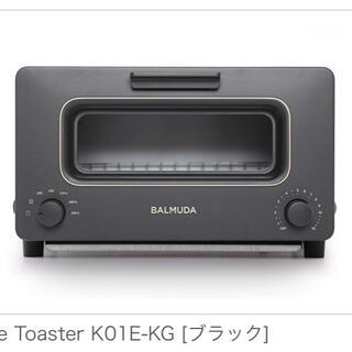 バルミューダ(BALMUDA)の バルミューダ The Toaster K01E-KG [ブラック](その他)