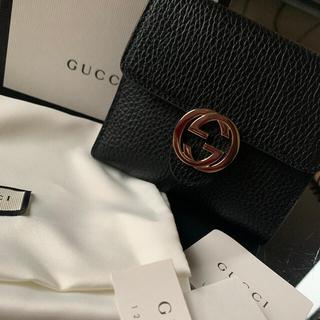 グッチ(Gucci)のGUCCI二つ折り財布(折り財布)
