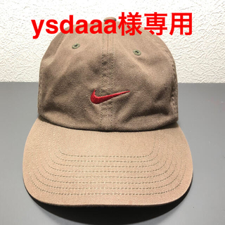 ナイキ(NIKE)のysdaaaさま専用NIKE cap X2 (キャップ)