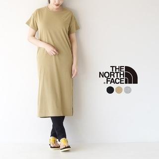 ザノースフェイス(THE NORTH FACE)のTHE NORTH FACE 半袖ワンピース(ロングワンピース/マキシワンピース)