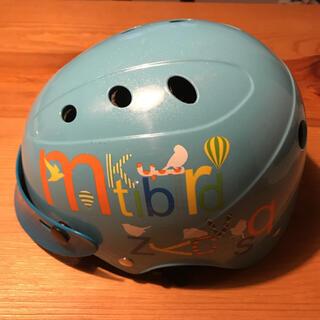 ブリヂストン(BRIDGESTONE)のBRIDGESTONE  キッズ ヘルメット 1〜6歳(ヘルメット/シールド)