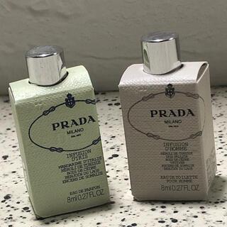 プラダ(PRADA)のブランド物 ミニ香水(ユニセックス)