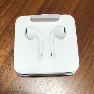 アップル(Apple)のiPhone 純正 イヤホン(ヘッドフォン/イヤフォン)