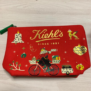 キールズ(Kiehl's)のKiehl's ポーチ(ポーチ)