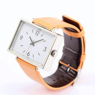 ムジルシリョウヒン(MUJI (無印良品))の【新品】MUJI WATCH・駅の時計(腕時計(アナログ))