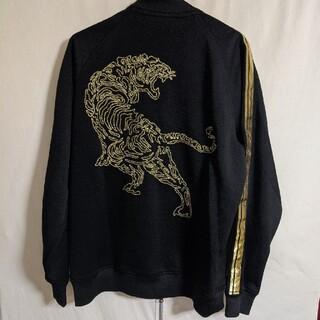 オニツカタイガー(Onitsuka Tiger)のオニツカタイガー 刺繍 ジャージ(ジャージ)
