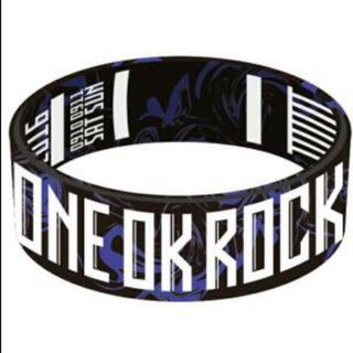 ワンオクロック(ONE OK ROCK)のONE OK ROCK ワンオクロック 渚園  ラバーバンド グッズ(ミュージシャン)
