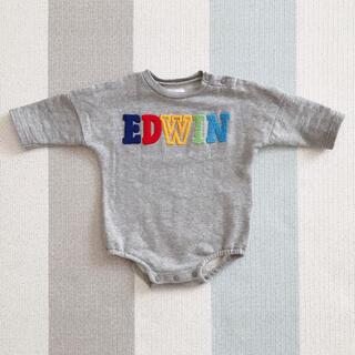 エドウィン(EDWIN)のロンパース サイズ70 EDWIN(ロンパース)