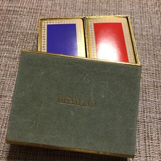 ティファニー(Tiffany & Co.)のTiffany ティファニー トランプ(トランプ/UNO)