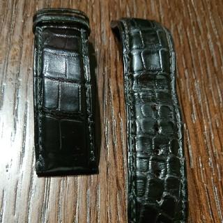 インターナショナルウォッチカンパニー(IWC)のIWC クロコダイルベルト(黒) ポートフィノ使用(腕時計(アナログ))