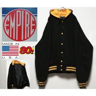 エンパイア(EMPIRE)の539 80年代 EMPIRE USA セーラーカラー スタジャン XL ウール(スタジャン)
