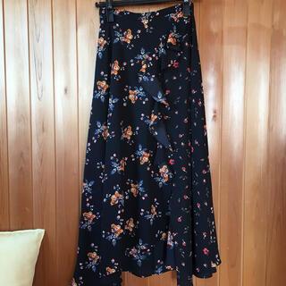 ジーユー(GU)のGUスカートS(ロングスカート)