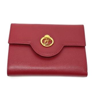 カールラガーフェルド(Karl Lagerfeld)のkarl lagerfeld カール・ラガーフェルド ヴィンテージ 三つ折財布(財布)