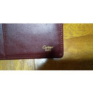 カルティエ(Cartier)のCartier 札カードケース(長財布)